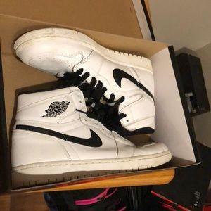 Air Jordan 1 Yin and Yang